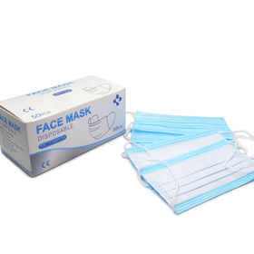 Disposable Surgical Face Masks from China (mainland)