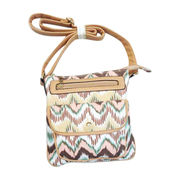 Ethnic Printed Canvas Crossbody Bags from China (mainland)