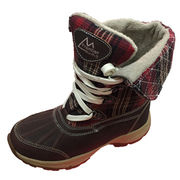 Middle upper fashion snow boots from China (mainland)