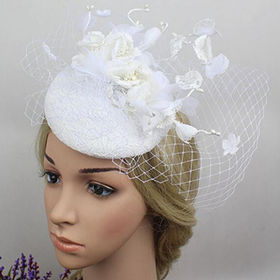 Exquisite Party and Wedding Lace Mash Fascinators Headwear