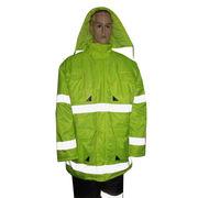 Nylon Fluorescent Parka Clothing from China (mainland)