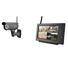 CCTV secutiry camera wireless home surveillance ki from China (mainland)