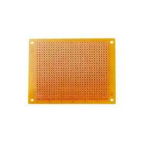 Single side phenolic circuit board from Taiwan