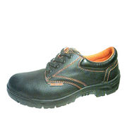 Industrial steel-tote safety shoes from China (mainland)