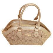Printing PU leather handbags from Hong Kong SAR