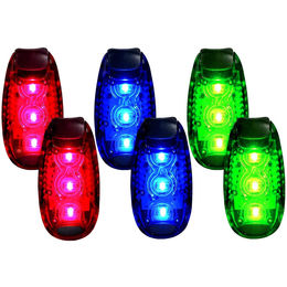 3led safety bike light