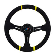Leather car steering wheel from China (mainland)