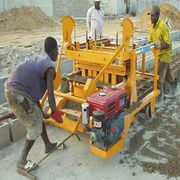 Brick making machine from China (mainland)