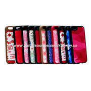 Fabrics cover case for iPhone 6 from China (mainland)