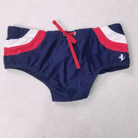 55e5f6e621 OEM Welcome Boy's Swim Briefs, Made of Nylon and Spandex from LRX Costume  Weaving Co