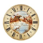 MDF clock from China (mainland)