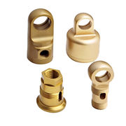 Brass spray nozzles for motorcycle,CNC machining, TS:ISO 16949 manufacturer