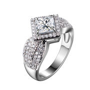 Latest wedding designs rings from China (mainland)