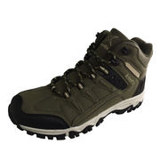 Men's anti-skid hiking or motorcycle boots from China (mainland)