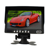 7-inch Digital Dashboard Car Rearview Quad Monitor from China (mainland)