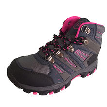 China Anti-skid lace-up outdoor climbing shoes