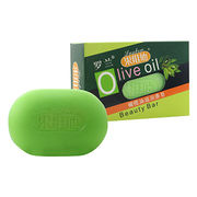 China Olive Oil Bar Soap, Deeply Cleanse and Moisturize the Skins