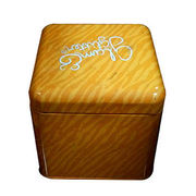 Gift tin packaging boxes from China (mainland)