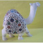 Wholesale White Marble Stoneware Camel Statue Hand Painted, White Marble Stoneware Camel Statue Hand Painted Wholesalers