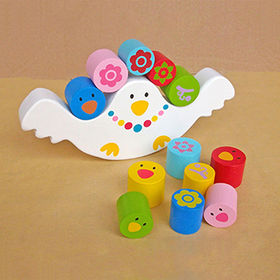 Wooden balance toy from China (mainland)