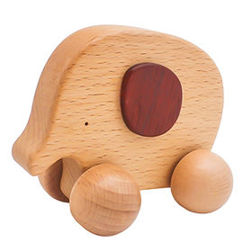 Wooden children toy car from China (mainland)