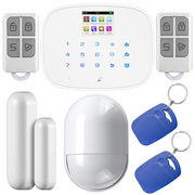 GSM SMS Home Intruder Alarm System from China (mainland)
