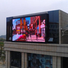 Outdoor P10 LED screen from China (mainland)