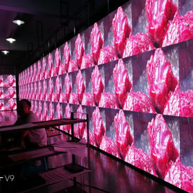 Outdoor P6 LED screen from China (mainland)