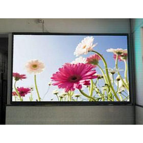 Indoor P7.62 LED screen from China (mainland)
