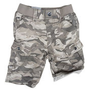 China Boy's cargo pocket shorts,made of 100% Cotton,OEM orders are welcome
