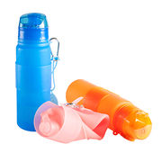 Rollable Silicone Water Bottles from China (mainland)