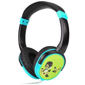 kid's headphone from China (mainland)