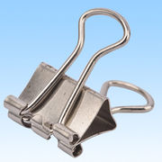Clip, Made of Spring Steel, OEM/ODM Services are Provided from HLC Metal Parts Ltd
