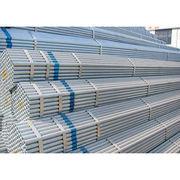 Galvanized round tube from China (mainland)