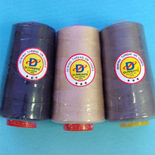 100% polyester sewing thread from China (mainland)
