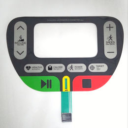 China Metal Dome Tactile Membrane Switch