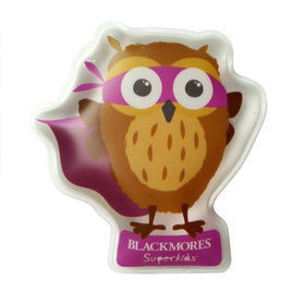 Lovely bear shape soft cooling gel pack, designed for kids from Hot and Cold Products Co. Ltd