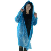 Disposable colorful raincoats from China (mainland)