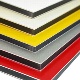 Aluminium composite panels for hotel, office, airport