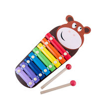 Kid's wooden xylophone keys from China (mainland)