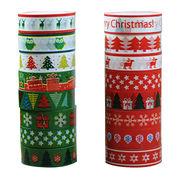 Christmas Washi Masking Tape from China (mainland)