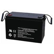 12V/100AH AGM deep cycle battery from China (mainland)
