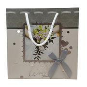 Paper bags, customized designs are accepted from SHANGHAI PROMO COMPANY LIMITED