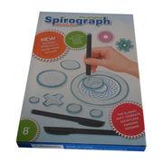 2016 hot-selling DIY Educational Spirograph Set from China (mainland)