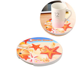 Newest 3D Printing Starfish Resin Coaster