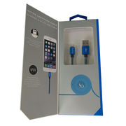 USB cable packaging boxes from China (mainland)