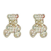 Crystal Stud Earrings from China (mainland)