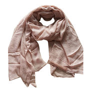 Fahion silk scarf from China (mainland)