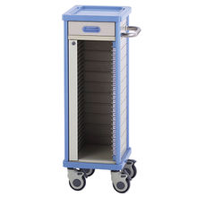 China ABS medical trolley