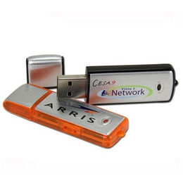 Promotional USB Flash Drive, Customized Logos are Accepted from Memorising Tech Limited